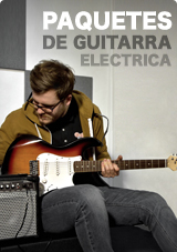 Arranque Great Value Packs guitarra elctrica disponible ahora