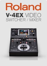 Roland V-4EX Video Switcher/Mixer
