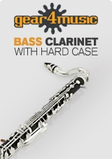 Clarinete Bajo de Gear4music