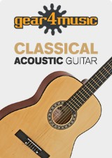 Guitarra Gear4music