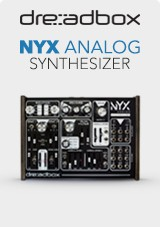 Dreadbox Nyx Sintetizador Analógico