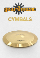 Gear4music Platillos