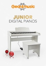 Pianos digitales junior de Gear4music