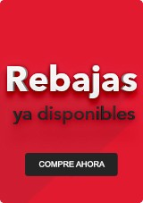 Rebajas ya disponibles